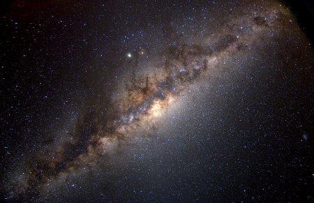 Млечный путь на высоте 5000 метров